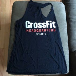 Limited edition CrossFit tank. Like new!